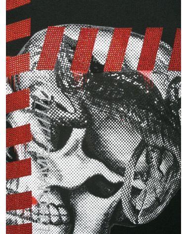 T-Shirt platinum mm giro Skull