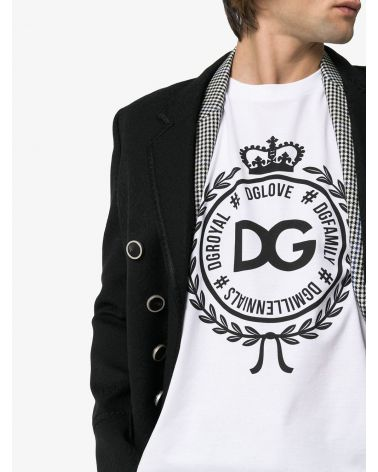 T-Shirt mm giro corone DG