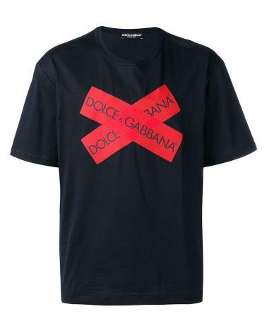T-Shirt mm giro st.etichette