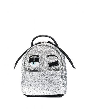 Zaino mini glitter