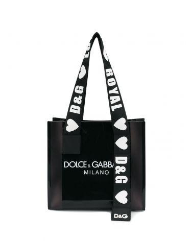 Shopping pvc gloss D&G Milano