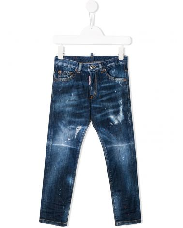 Jeans 5 tasche Skinny Dan