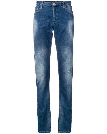 Jeans 5 tasche extra slim
