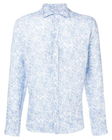 Camicia ml Etro Spread wash