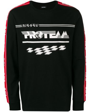 T-Shirt ml giro T-Just Ls Race