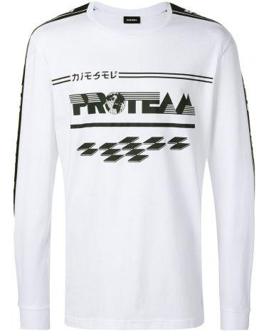 T-Shirt ml giro T-Just Ls Race