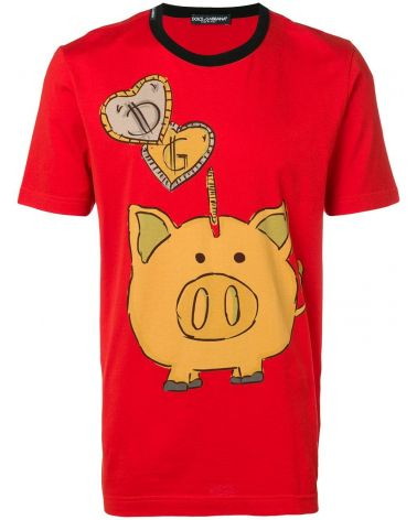 T-SHIRT MM GIRO ST. PIGGY BANK