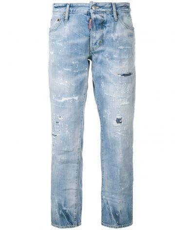 Jeans 5 tasche Boyfriend