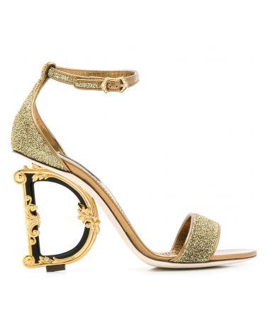 Sandalo soft lurex + mordore