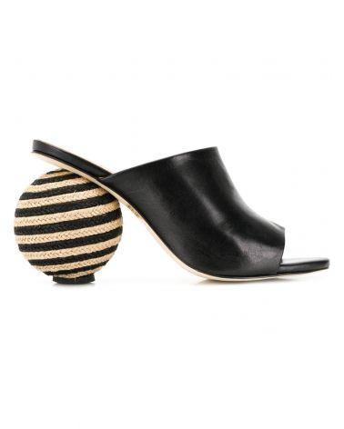 Sandalo Blanche nappa