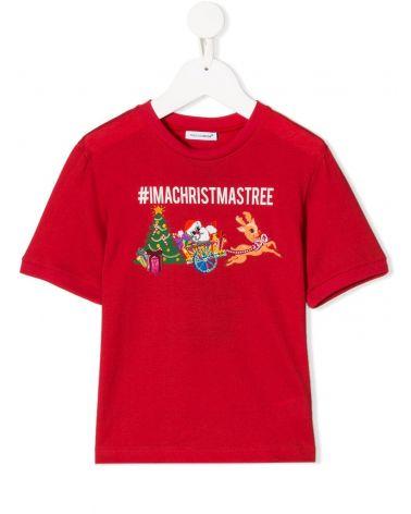 T-Shirt mm giro st.Natale