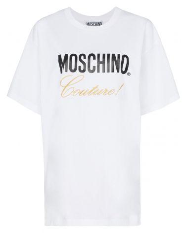T-Shirt mm giro St.Moschino Couture