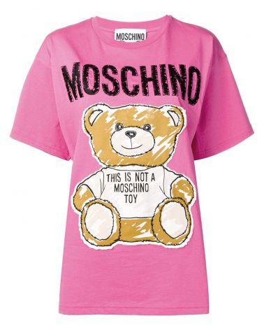 T-shirt mm Brushstroke Teddy Bear