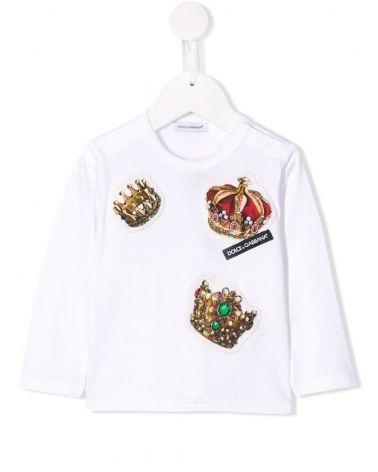 T-Shirt ml giro mix patch corona
