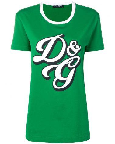 T-Shirt mm giro st.D&G
