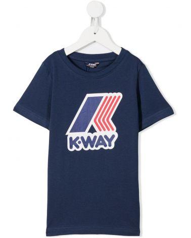 T-Shirt mm giro Pete macro logo