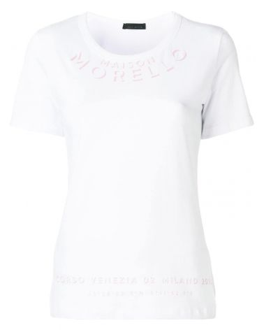 T-SHIRT MM GIRO CLELIE