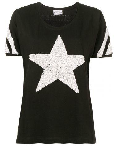 T-Shirt mm c/paillettes