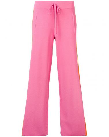 Pantalone bande colorate
