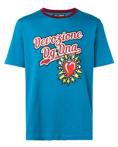 T-Shirt mm giro st.D&G Deviazione