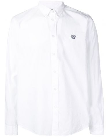 CAMICIA ML CASUAL TIGER CREST