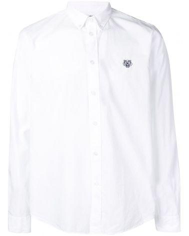 Camicia ml casual tiger crest