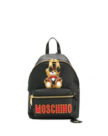 ZAINO CON PATCH TEDDY CIRCUS