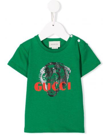 T-Shirt mm giro c/stampa