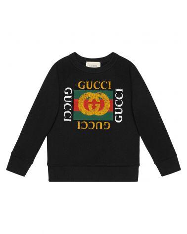 Felpa ml giro st.Gucci