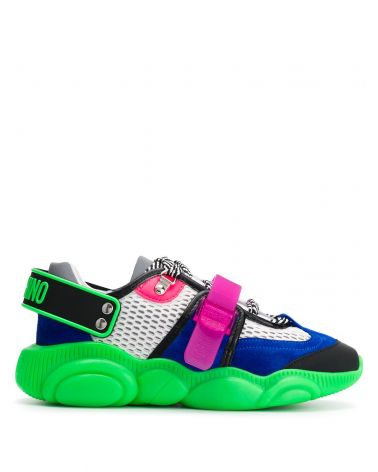 Sneakers Teddy Fluo