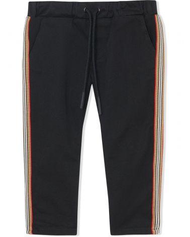Pantalone bande laterali Curran