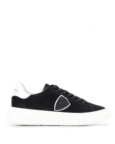 Sneakers Temple lurex