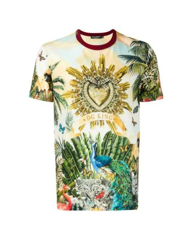 T-Shirt mm giro st.Giardino