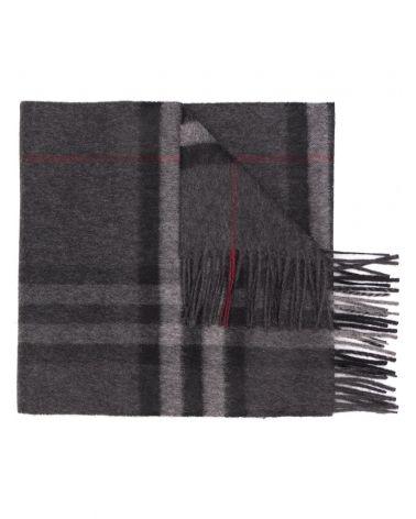 Sciarpa lana check