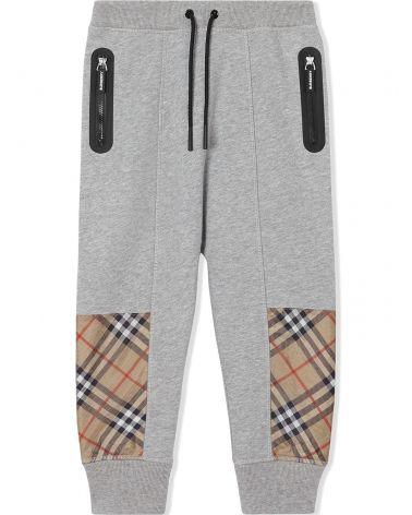 Pantalone toppe check Hamilton
