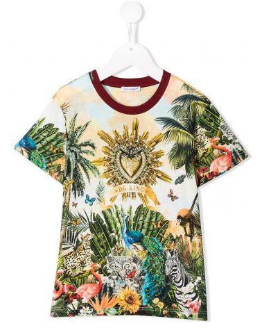 T-Shirt mm giro st.giardini