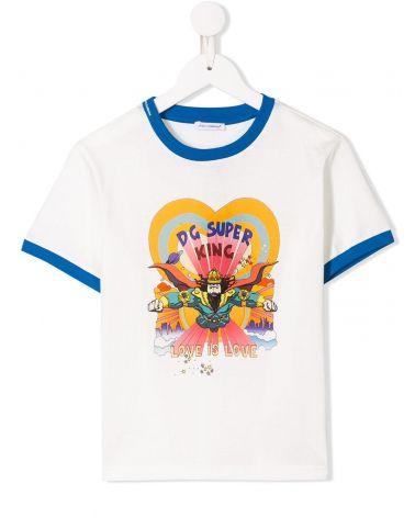 T-Shirt mm giro DG Super King