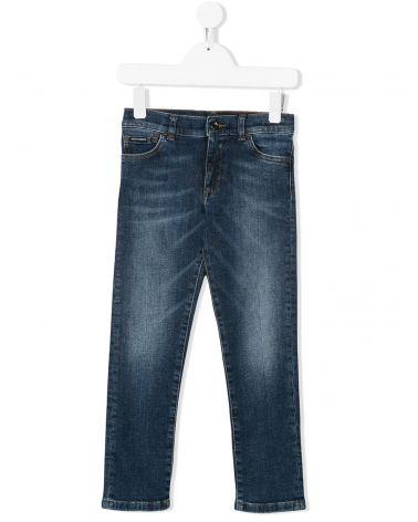 Jeans 5 tasche stretch