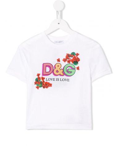 T-Shirt mm giro St.DG gruppi Gerani