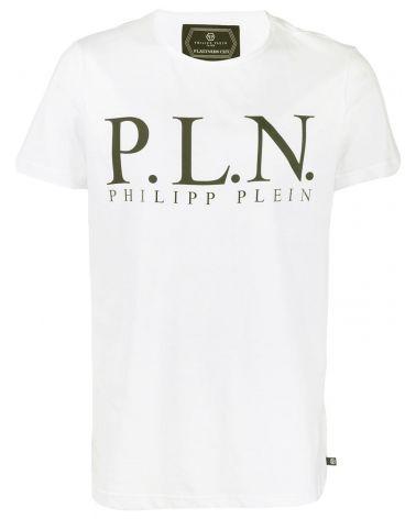 T-Shirt mm giro P.L.N.