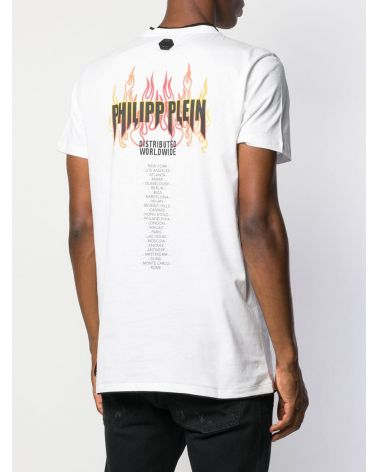 T-SHIRT MM GIRO FLAME