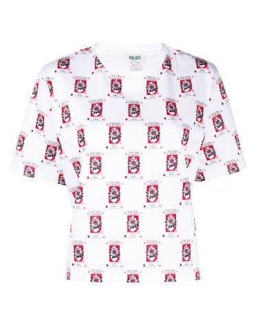 T-Shirt mm Rice Bag boxy