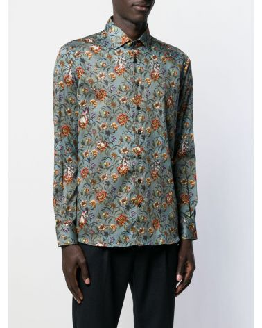 Camicia ml Etro spread