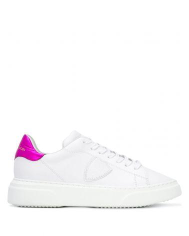 Sneaker Temple vitello