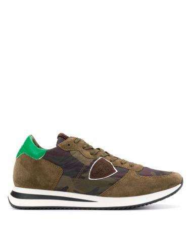 Sneaker TRPX Camouflage