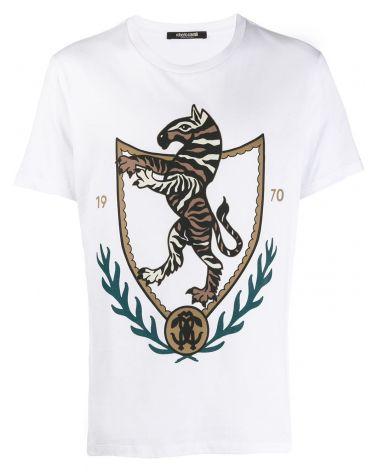 T-Shirt mm giro slim fit St.Chimera