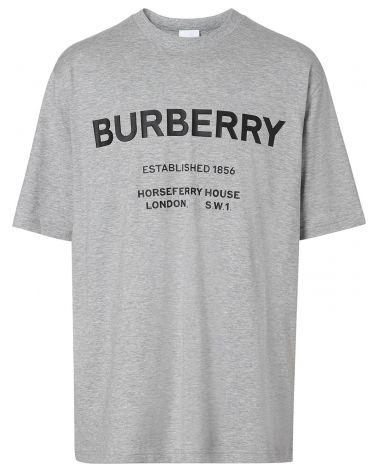 T-Shirt mm giro stampa Murs