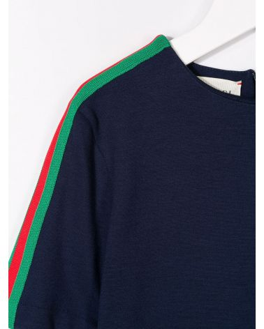 Maglia mm jersey stretch c/patch
