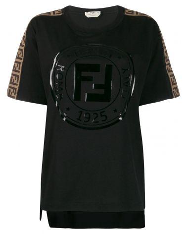 T-Shirt mm Fendi Rama L.J.