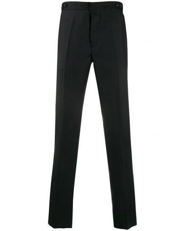 Pantalone silk / wool